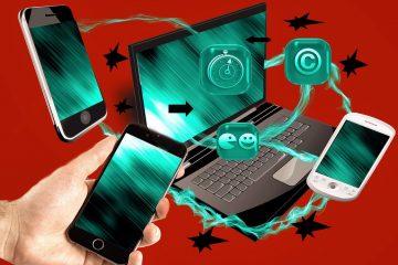 communication digitale support